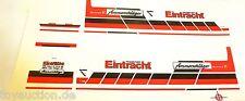 Eintracht Frankfurt Nassschieber Busbeschriftung f Wiking O303 RHD u a H0 1:87 å