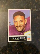 1965 Philadelphia Football #107 JIM MARSHALL.......NM-MT