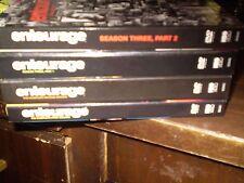 (4) Entourage Season DVD Lot: Entourage Seasons 1, 2 & 3: Part One & Two