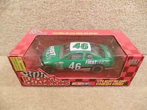 New 1997 Racing Champions 1:24 NASCAR Wally Dallenbach 1st Union Monte Carlo #46