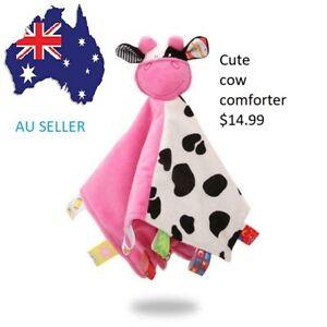 Baby Comforter Animal Blankie, Blanket Gift Quality