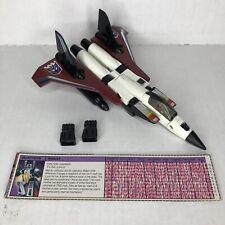Transformers G1 RAMJET Vintage Decepticon 1983 Takara Hasbro Action Figure