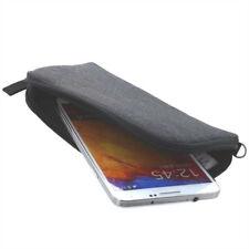 Softcase für Huawei P20 Pro Tasche Etui Schutzhülle Grau Reißverschluss