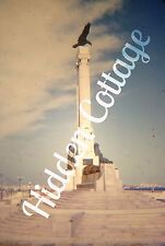 Original KODACHROME Photo Slide Havana Cuba Remember the Maine Statue 1950s