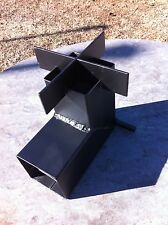 Backpack Rocket Stove by Outback Fabrications