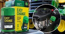 John Deere OEM Easy Change Oil Filter AUC12916 E120 E130 E150 E160 E170 E180