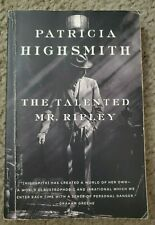 The Talented Mr. Ripley by Patricia Highsmith (1993, Pb) 1st Edition/1st Print