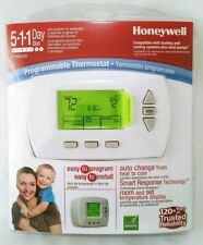 Honeywell RTH6450D Programmable Ducted Heating Heater Thermostat Controls