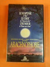 VHS Cassette vidéo - ARACHNOPHOBIE - araignée thriller - Yooplay