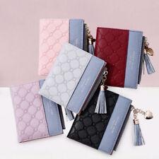 Damen Mini Geldbörse Portemonnaie Brieftasche Portmonee Kleine Geldbeutel