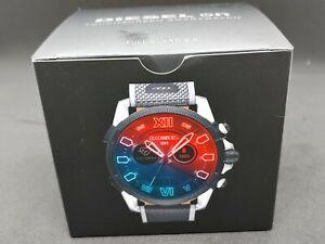 Diesel Men's Touchscreen Smartwatch Full Guard 2.5 DZT2012 MSRP $325
