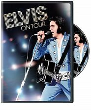 Elvis on Tour (Robert Abel, Pierre Adidge, Elvis Presley) New Region 1 DVD