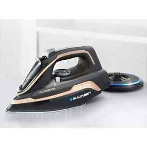 New Blaupunkt Sleek Free Glide Cordless Iron 2600W Non Stick Ceramic Plate