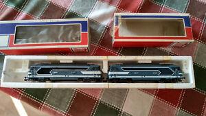 Jouef lot de locomotives Diesel états divers