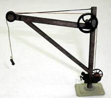 Ancorton Models Yard Crane Kit - Laser Cut Wood Kit OO Gauge - 95811
