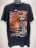 Affliction Short Sleeve T-Shirt Mens Black Size M