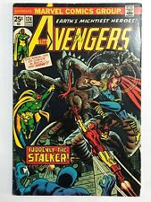 The Avengers No 124. 1st Appearance of Star Stalker.