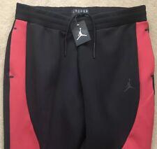 finest selection 0f8db 1bf7e NUOVA linea uomo Nike Air Jordan Flight Tech Bottoms Pantaloni AJ 23  Jumpman Ltd Edition