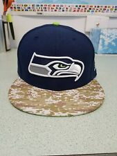New Era 59FIFTY On-Field cap - Seattle Seahawks (Salute to Service)
