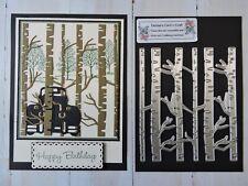 Craft Die  Forest trees