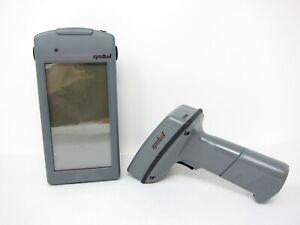 Symbol PPT-4100 portable pen terminal terminale bar code symbol ls 1200E lettore