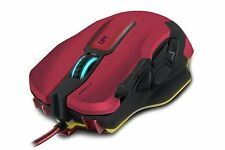 Speedlink OMNIVI Core PC Gaming Mouse, Red, adjustable 12,000dpi optical
