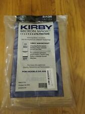Kirby Generation 4 and 5 Vacuum Bags 9 pack