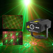 SUNY 4Musters RG Laser Licht effekt Stage Außenleuchten lampe KTV Disco DE
