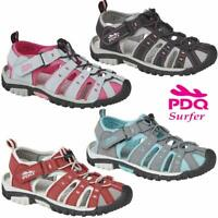 Ladies Womens Summer Sandals New Sports Hiking Walking Trekking Beach Shoes