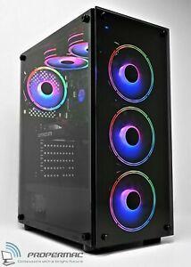 Gaming PC Ryzen 5 3600 16 GB DDR4 240 SSD 1TB HDD GTX 1650 1660 Windows 10 Wifi