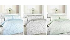 Buttoned Contemporary Floral Bedding Sets & Duvet Covers