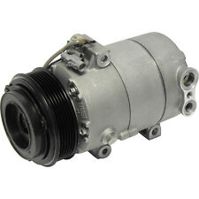 Brand New A/C AC Compressor With Clutch Fits: 2003- 2008 Pontiac Vibe 1.8L DOHC