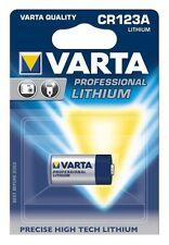 VARTA CR123A Litio photobatterie 3V 1480 mAh