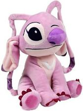 Peluche ANGEL Aliena ROSA STITCH 45cm GIGANTE Original DISNEY PLUSH Giant PINK