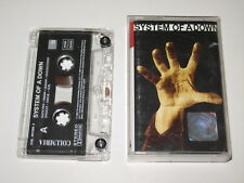 SYSTEM OF A DOWN - System Of A Down / same - MC cassette tape 1998/4451