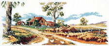 Gum Tree Lane - Cross Stitch Chart by Country Threads