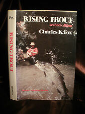 RISING TROUT Fox 2nd Edition Fly Fishing Streams Rivers Match Hatch Techniques