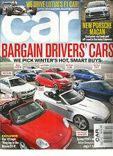 CAR,     DECEMBER, 2013    ISSUE,617      (  BARGAIN DRIVERS CAR )
