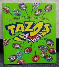LOONEY TUNES CHESTER CHEETAH THE SIMPSONS TAZO 1996 COMPLETE SET OF 220 + BINDER