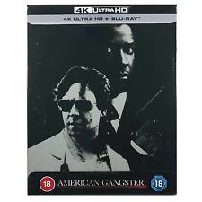 American Gangster 4k Ultra HD Steelbook Limited Edition Blu-ray