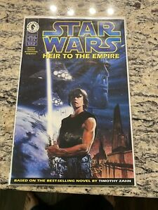 Star Wars Heir To The Empire #1 Comic