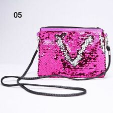 Women's Sequins Crossbody Shoulder Bag Messenger Bag Envelopes Bag Party Handbag