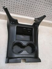 New 15 16 17 Gm Console Storage Cup Holder, Seat Heater Switch Black 23245688