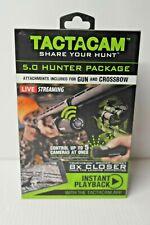 Tactacam TA-5-GUN 5.0 Hunting Action Camera Set - Black