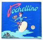 Libri ragazzi - Pochettino - Collana Rosa d'oro - 1950 ca.