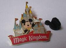 Pin's disney / Mickey - Magic kingdom (2008 pin trading)