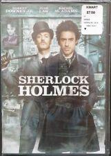 Sherlock Holmes (DVD, 2010) Robert Downey Jr, Jude Law, Brand New Sealed