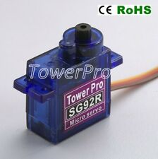 Tower Pro SG92R Digital Servo 9g with Arm Set  (2nd Gen of SG91R ,SG90)