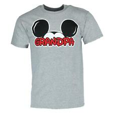 New Disney Men's Mickey Mouse Grandpa Tee Shirt
