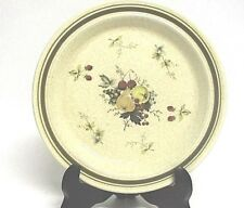 Royal Doulton Cornwall Lambeth Stoneware Bread Butter Plate Double Ring Tan